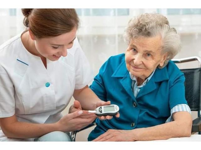 Yaşlı Hasta Bakıcılar