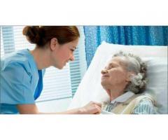 Evlerde ve hastanelerde hasta bakim.hizmeti