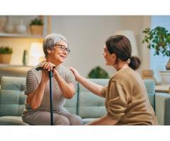 yaşlı ve hasta bakımı iş arıyorum